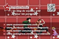 Carte de visite pour Mamantestavis