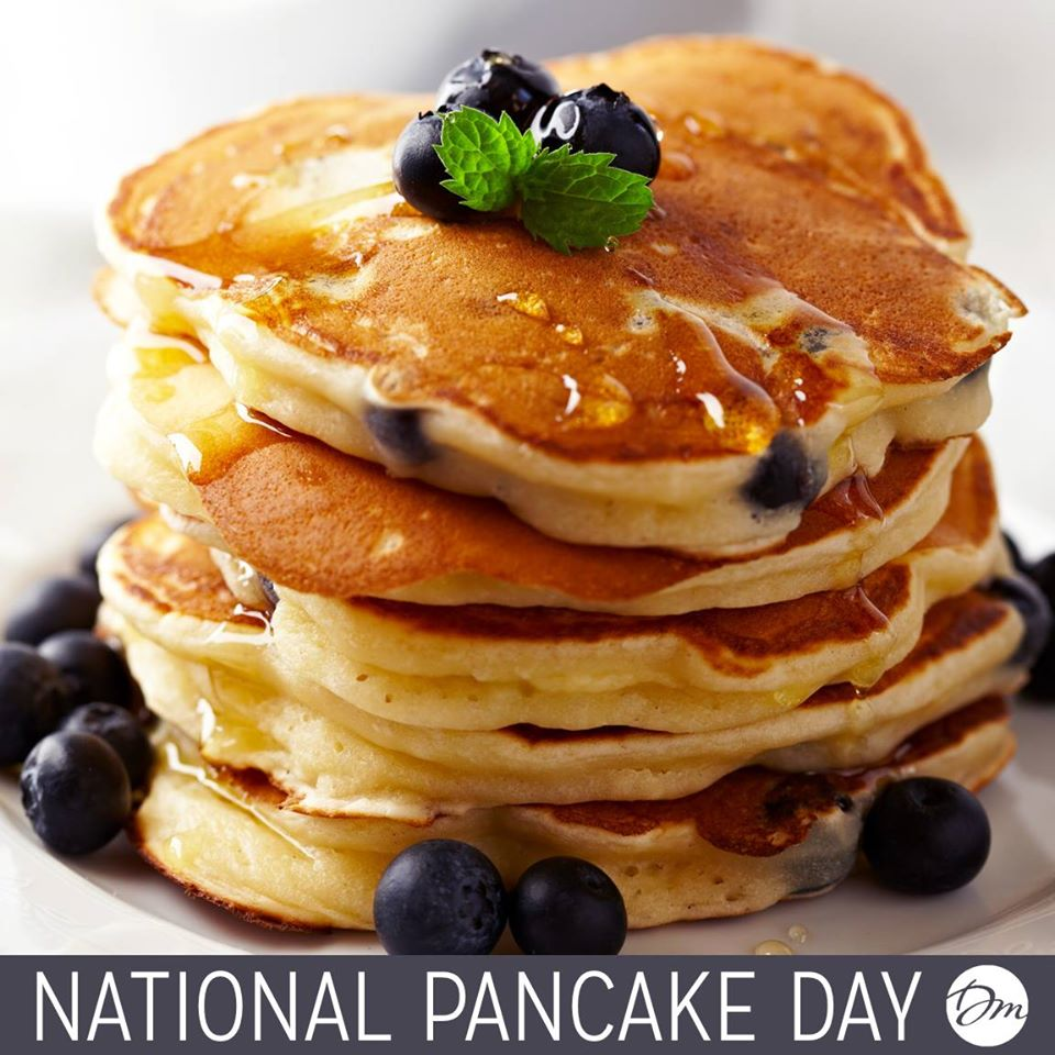 National Pancake Day Wishes Sweet Images
