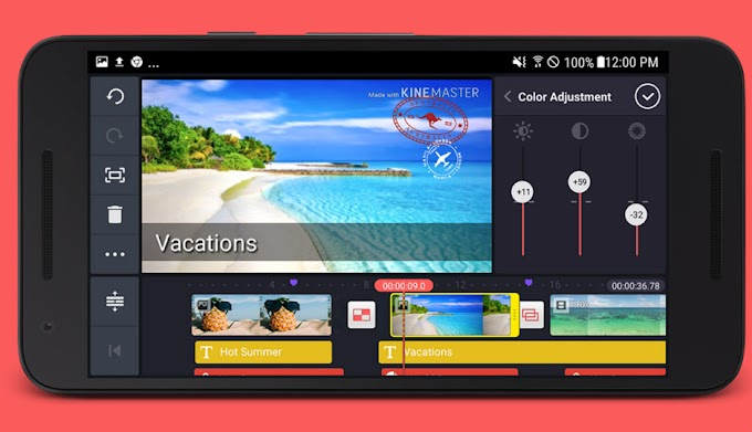 Best Video Editor App For Android No Watermark Kine Master