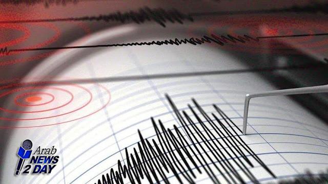 هزة أرضية بقوة 3.6 درجة قرب كولما ArabNews2Day