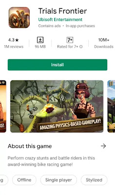 Android Games Under 100MB