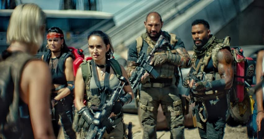 Рецензия на фильм «Армия мертвецов» - новое полотно Зака Снайдера - 02