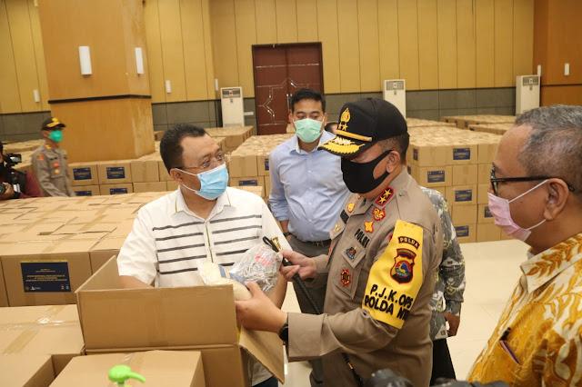 15.000 Paket BALASA Siap Sasar Pelaku Pariwisata Terdampak Covid-19 di NTB