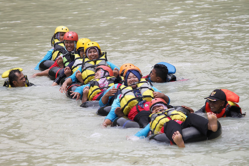 River Tubing Jogja Magelang