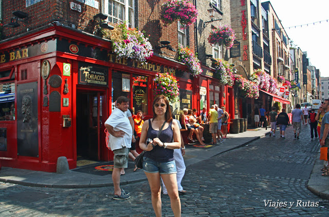 Temple bar, Pub Dublin