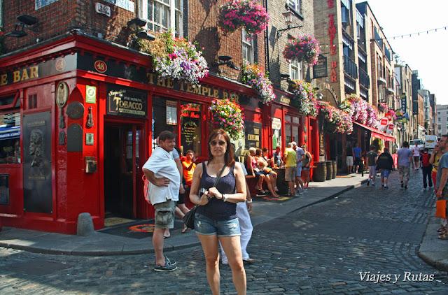 Temple bar, Pub Dublin