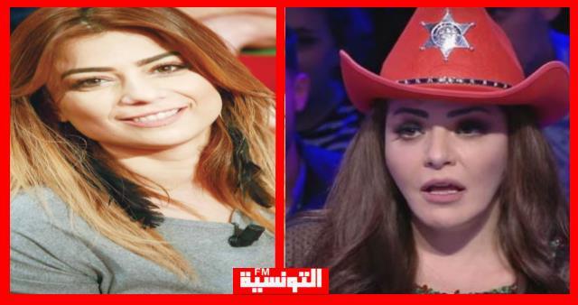 بالصور/ ممثلة تونسية تهين بية الزردي !