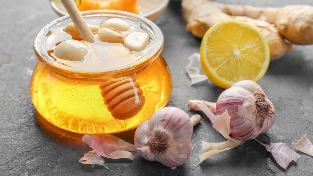 Manfaat Bawang Putih Dan Madu Untuk Kesehatan
