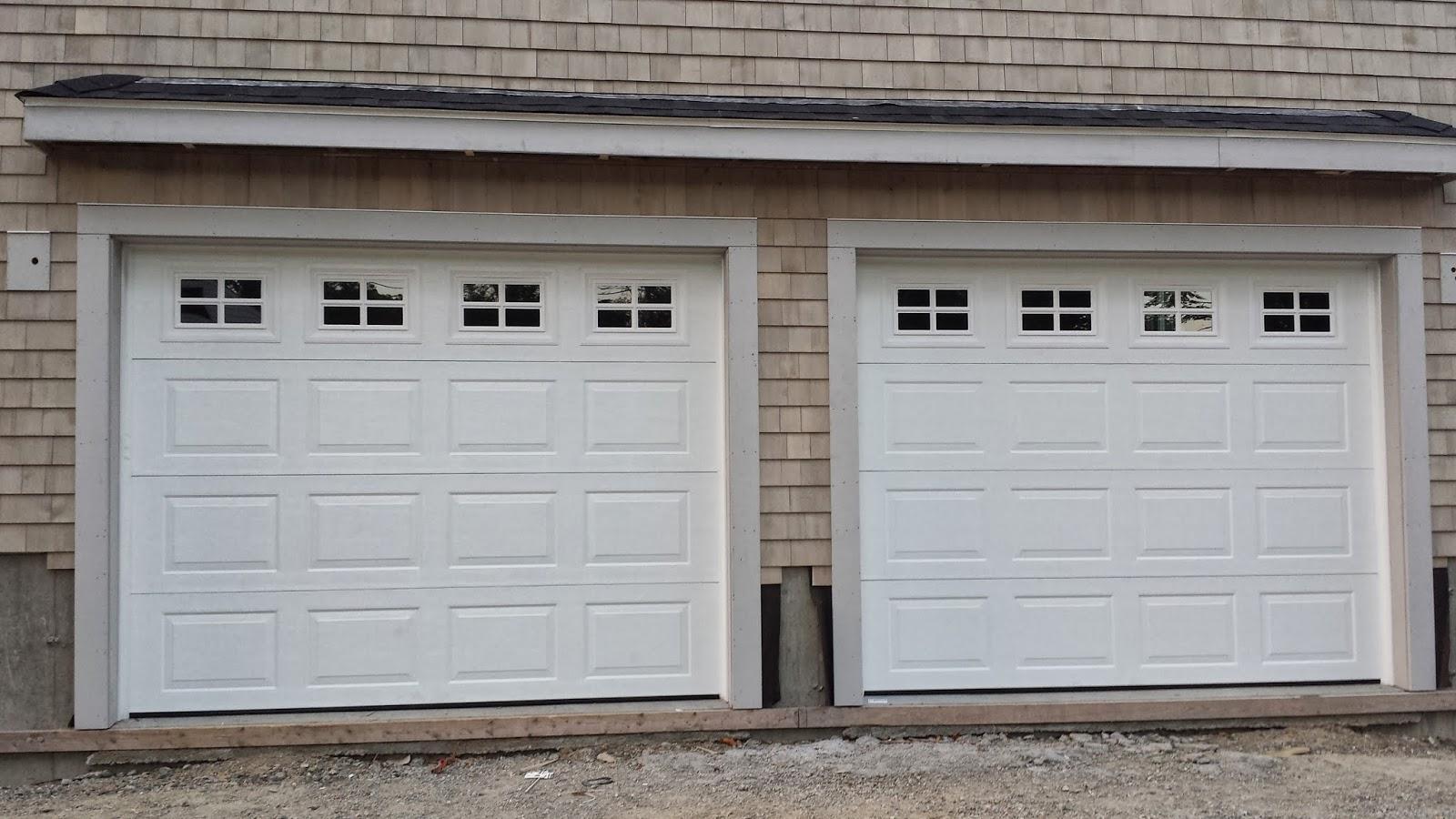 The Impatient Home Builder Vent Fans  Garage Doors