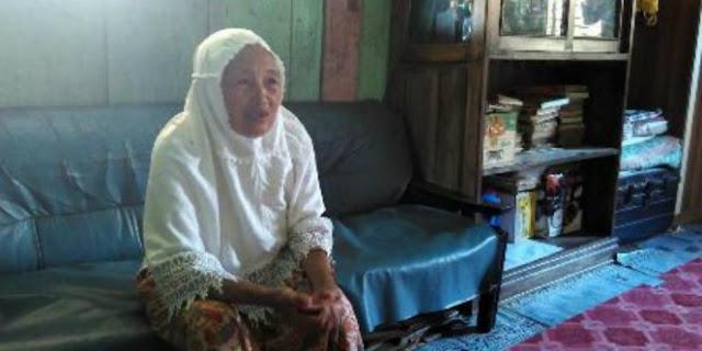 Kecintaan Pada Al Qur'an Hantarkan Nenek Asal Sumatera Selatan Ini Ke Tanah Suci