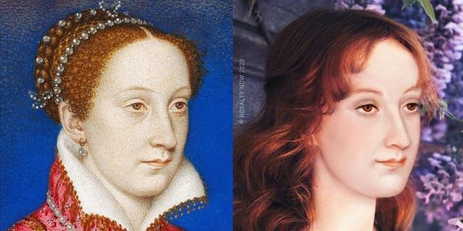 Mary da Escócia/Royalty Now/Reprodução