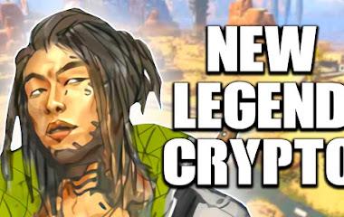 [Apex Legends] Rò rỉ thông tin về kỹ năng của Crypto – Legend với chiếc laptop cực ngầu
