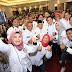 Ucapkan Sumpah, Repnas Kalsel Deklarasikan Dukungan Jokowi Ma'ruf