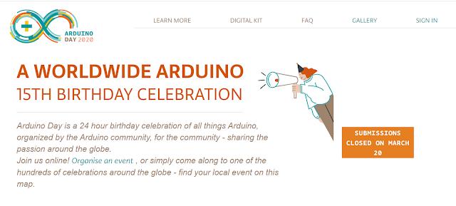 Celebrando el Arduino Day 2020, webinar con algunos proyectos del Liquid Galaxy LAB