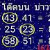 หวยบ่าวบ๊อส 2ตัวตรง-โต๊ดบน (สถิติกำลังมาแรง) งวด 16/02/61