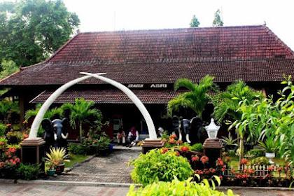 Objek Wisata Puri Maerokoco Semarang, Taman Mininya Jawa Tengah