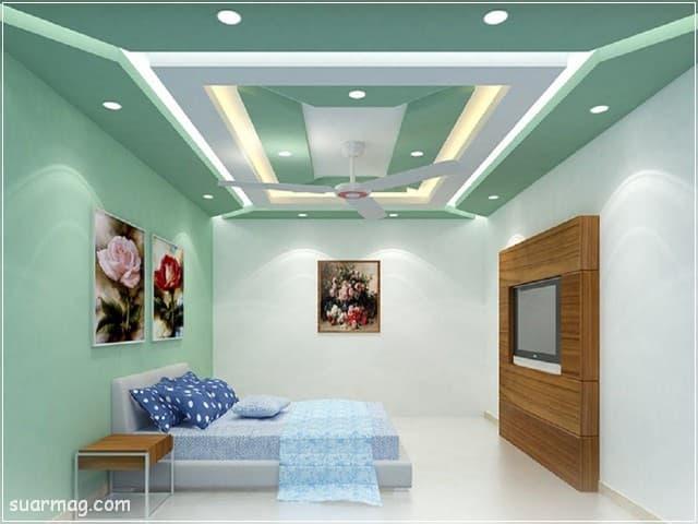 جبس بورد - اسقف جبس بورد 2   Gypsum Board - Gypsum Board Ceiling 2