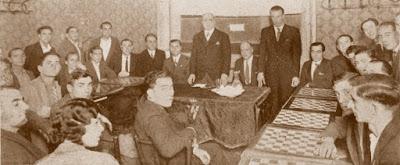 Santasusagna en la Penya Rayo en 1933