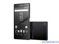 Cara Flashing Sony Xperia Z5 Premium Dual E6883 Via Flashtool
