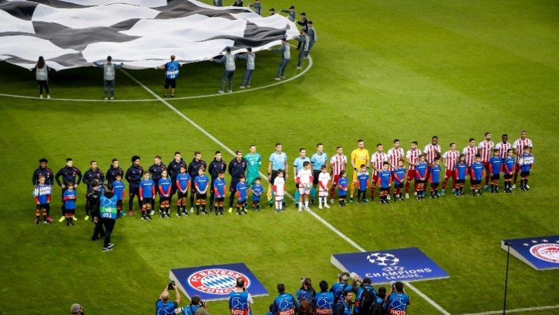 Champions League: Τα γκρουπ δυναμικότητας, στο 3ο εάν περάσει ο Ολυμπιακός