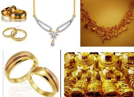 Toko Perhiasan Emas di Semarang