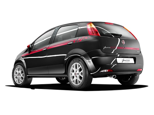 fiat launches limited edition punto sport diesel priced at rs lac. Black Bedroom Furniture Sets. Home Design Ideas