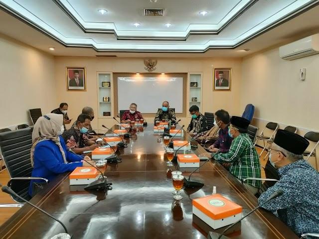 Kaji Kerjasama TPPAS Legok Langka, Komisi I Libatkan Komisi III dan IV DPRD Jabar