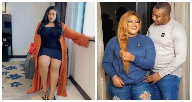 My husband's DM is filled with messages from my so-called colleagues– Actress, Nkechi Blessing reveals