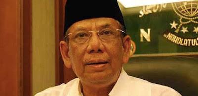 KH Hasyim Muzadi Wafat, Presiden Jokowi Sempat Jenguk Sehari Sebelumnya di Malang