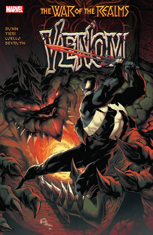 venom war of the realms marvel comics 2019 eddie brock cullen bunn iban coello