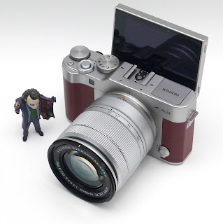 Kamera Mirrorless Fujifilm XA3 Di Malang