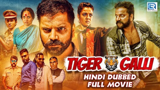 Tiger Galli 2019 Hindi Dubbed HDRip 480p 300MB