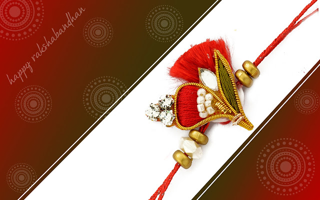 happy rakhi 2016 wallpaper