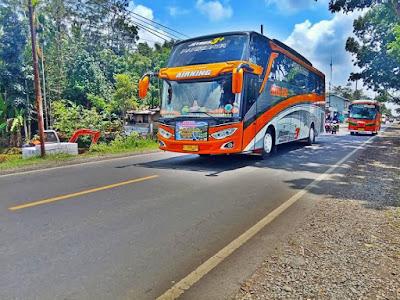 Bus Subur Jaya Airking