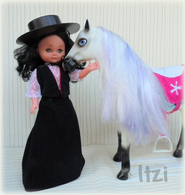 Muñeca Bambinela de  Esvi , muñeca Bambinela cordobesa