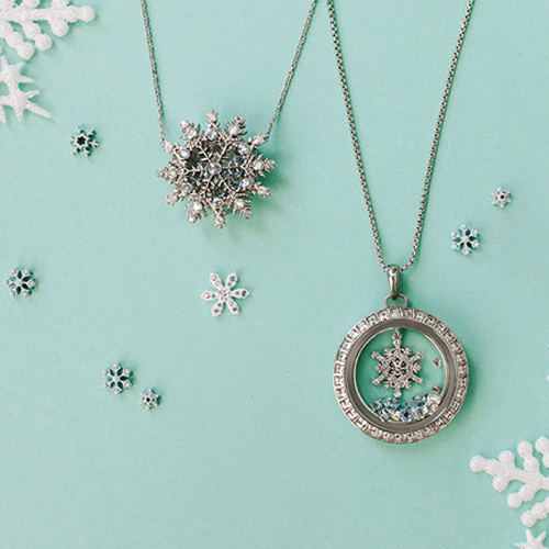 Shop the Snowflake Collection at StoriedCharms.com