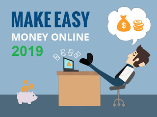 Kiếm tiền online 2019 - sự thật phũ phàng không như bạn nghĩ?