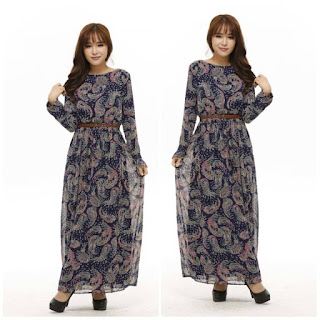 1baju dress muslimah rm50