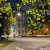 Біля шкіл та садків на Солом'янці встановили нове освітлення