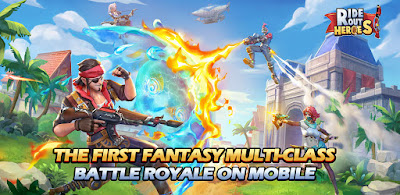 Ride Out Heroes MOD APK + OBB for Android