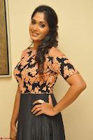 Sowmya Venugopal in Anarkali Dress at Kalamandir Foundation 7th anniversary Celebrations ~  Actress Galleries 027.JPG