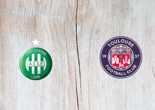 Saint-Etienne vs Toulouse -Highlights 15 September 2019