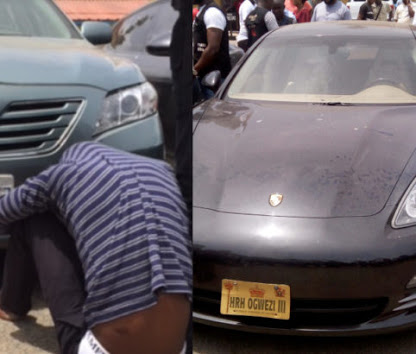 Medical Doctor turned Thief defrauds car dealer N28m, arrested by Police in Lagos