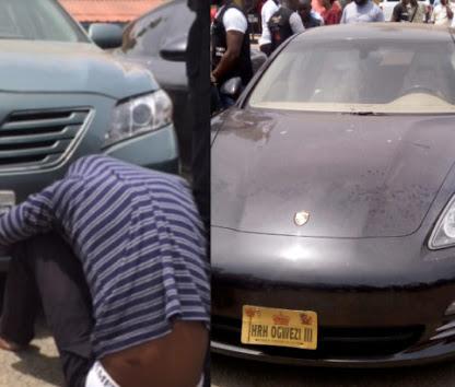 Medical Doctor turned Thief defrauds car dealer N28m, arrested by Police in Lagos