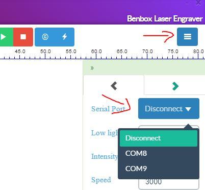 Máy Khắc CNC Mini: Điều khiển CNC Mini trên phần mềm Benbox như thế nào?