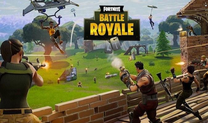 Game PC Terbaik di Tahun 2019 - Fortnite