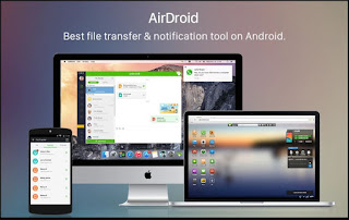 Download AirDroid untuk Android