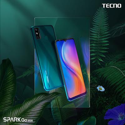 TECNO Spark 6 GO