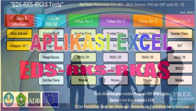 Download Aplikasi EDS,RKT, RKS, RKAS