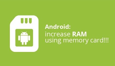 Cara Mudah Menambah Kapasitas RAM Android Yang Benar